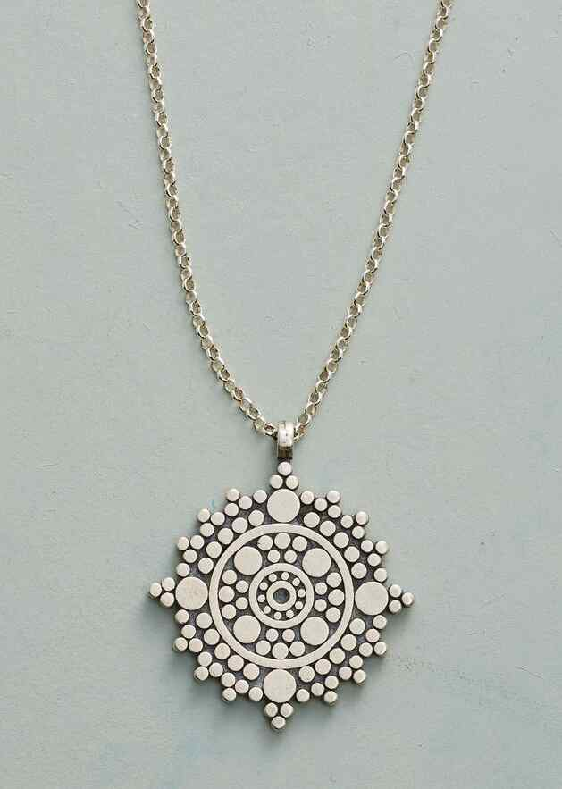 BALANCE MANDALA NECKLACE