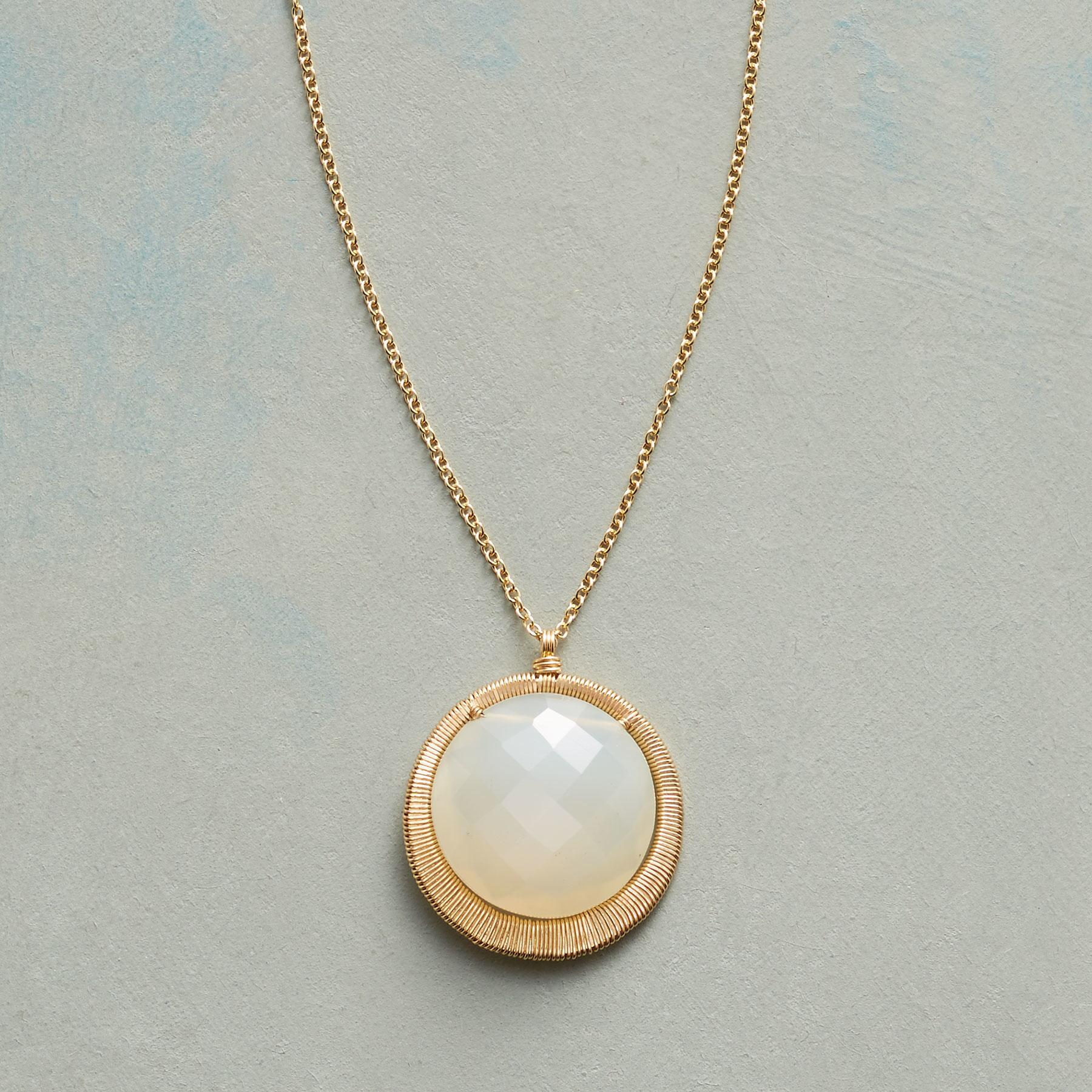 SPHERE OF INFLUENCE NECKLACE: View 1