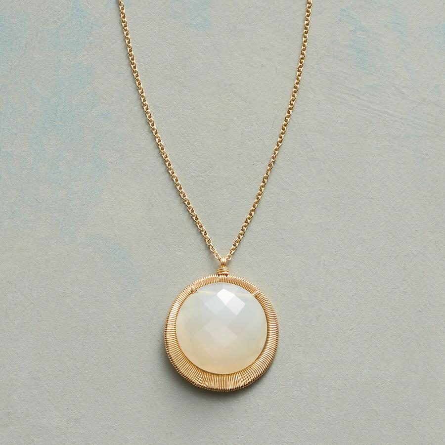 SPHERE OF INFLUENCE NECKLACE
