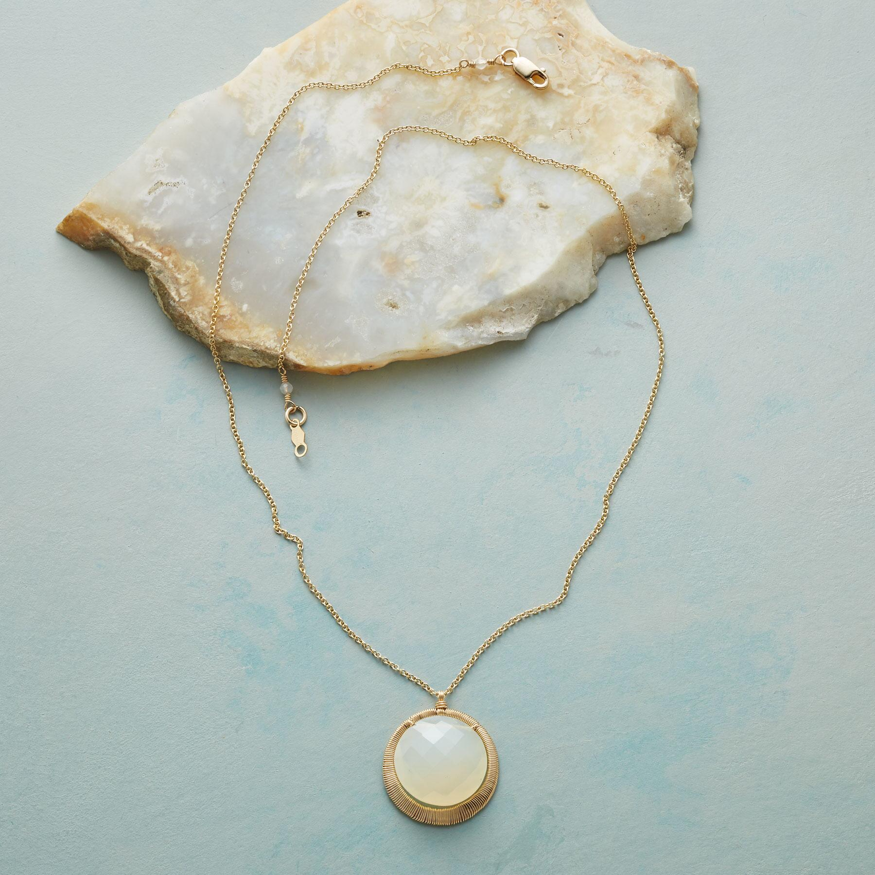 SPHERE OF INFLUENCE NECKLACE: View 2