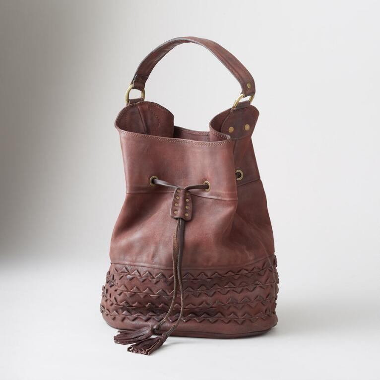 ARTIFACT BUCKET BAG