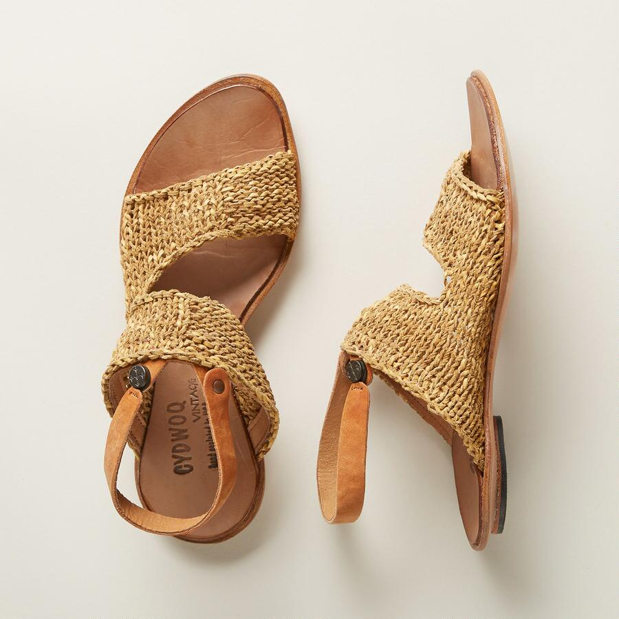 FEARLESS SANDALS