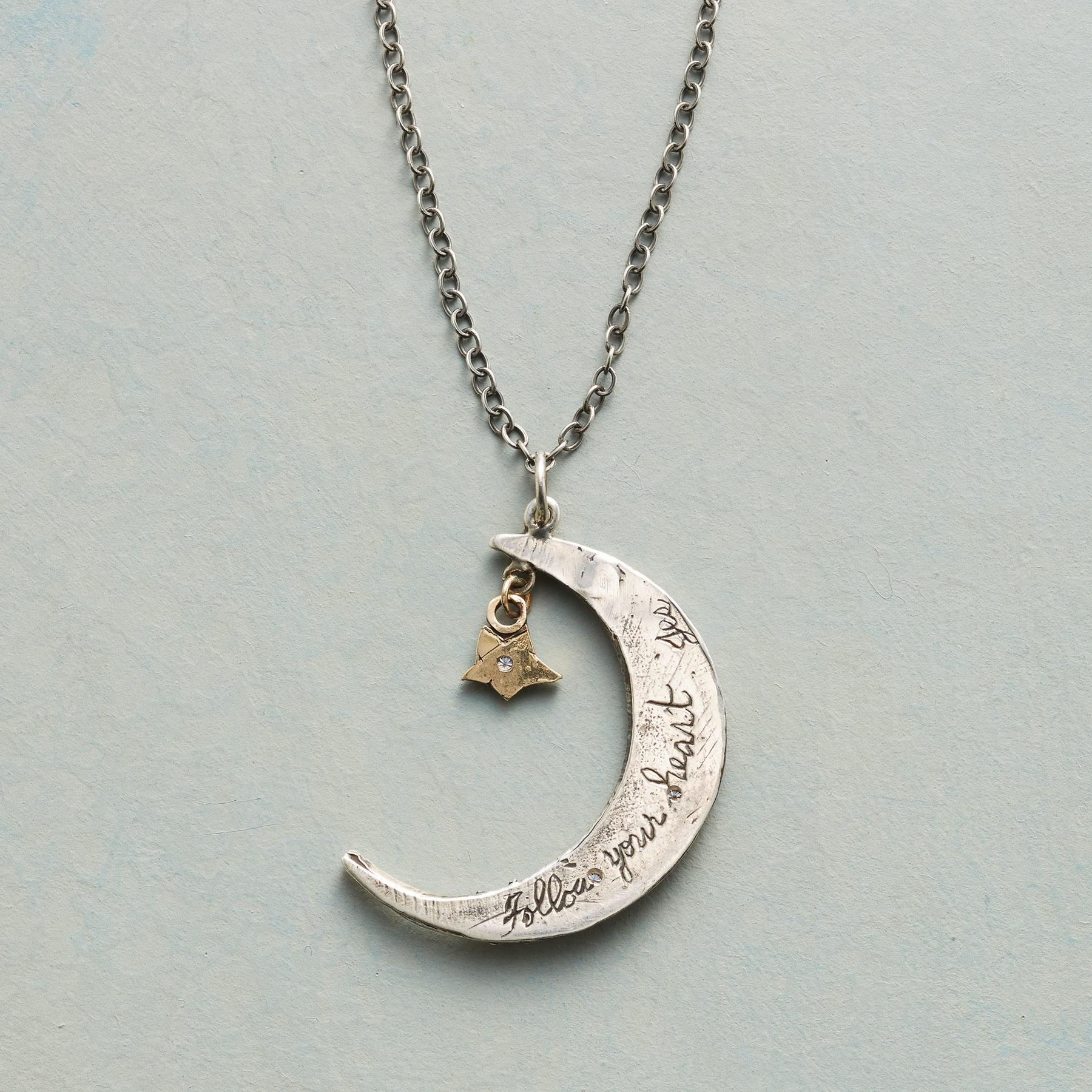 STARRY MOON NECKLACE: View 3