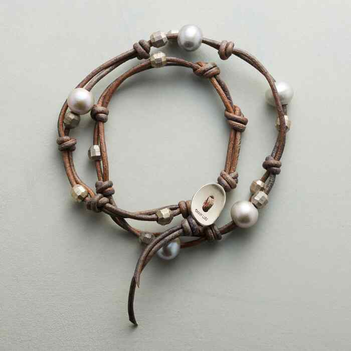WILLOW BRANCH WRAP BRACELET