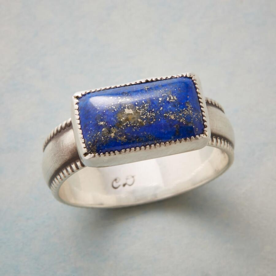 SAWTOOTH SKIES RING