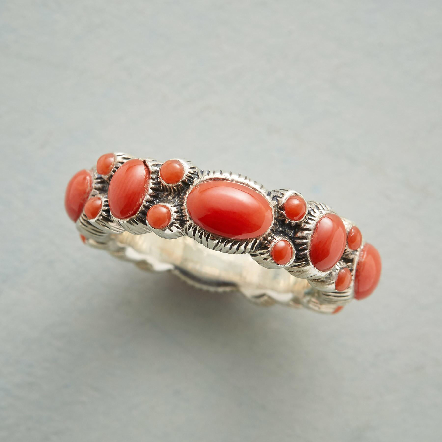 CORAL REEF RING: View 1