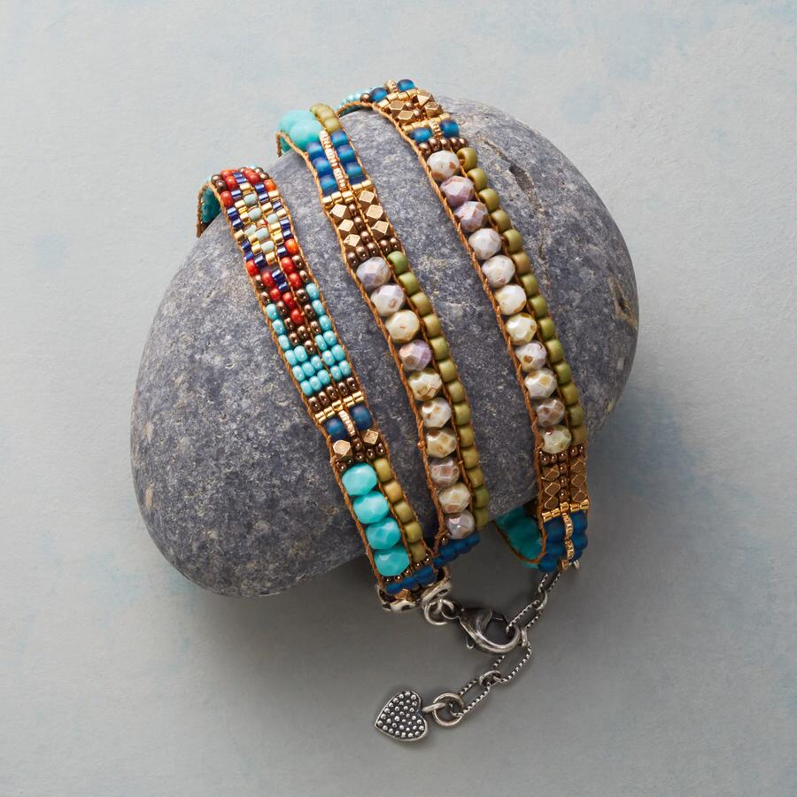 MULTITUDES WRAP BRACELET