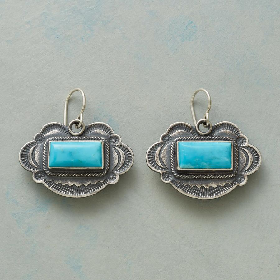 KINGMAN PORTRAIT EARRINGS