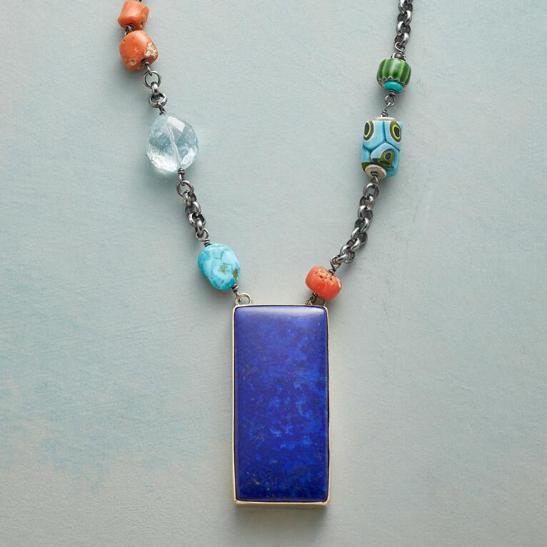 OCEAN'S DEEP NECKLACE