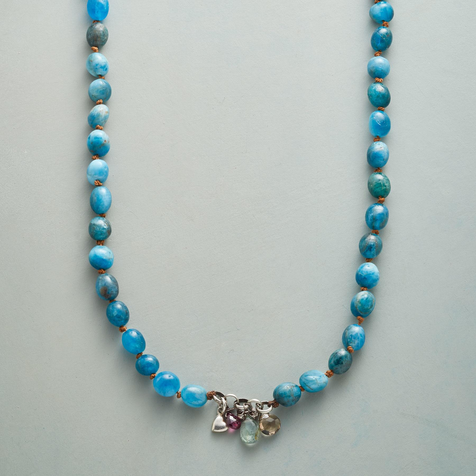 UPSTREAM NECKLACE: View 1
