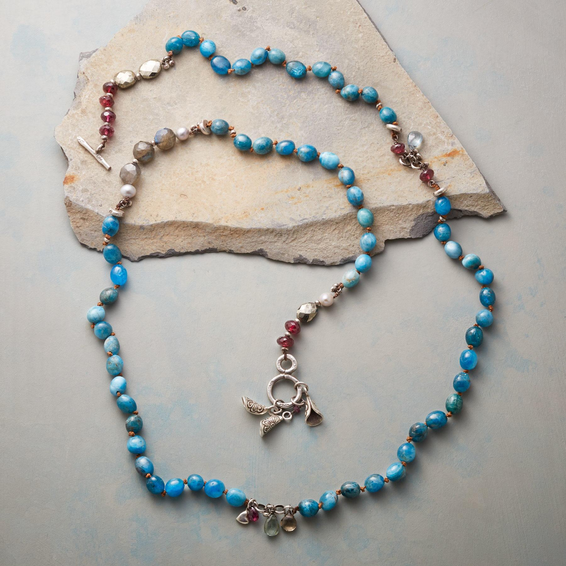 UPSTREAM NECKLACE: View 2
