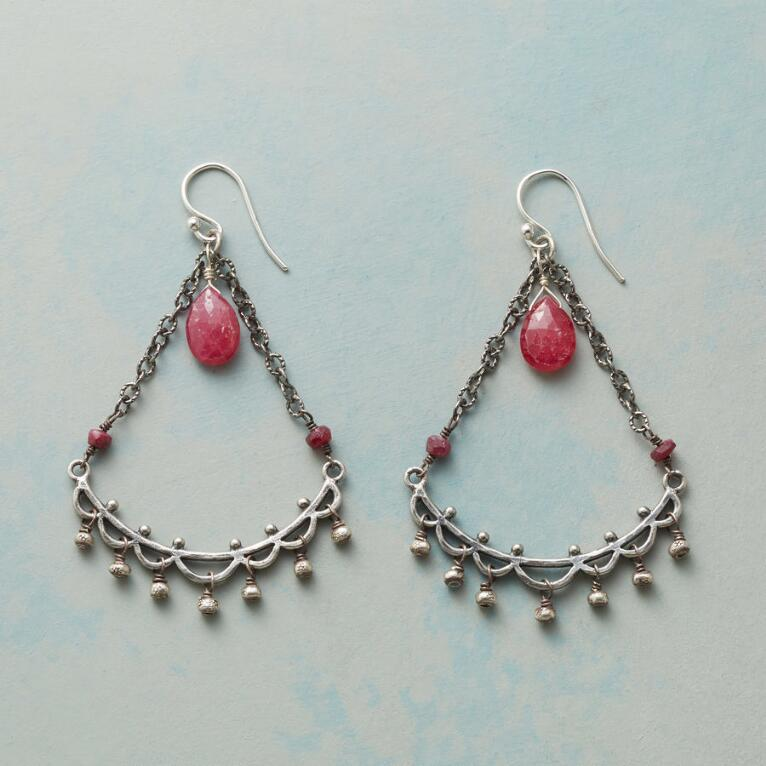 PALACE LANTERN EARRINGS