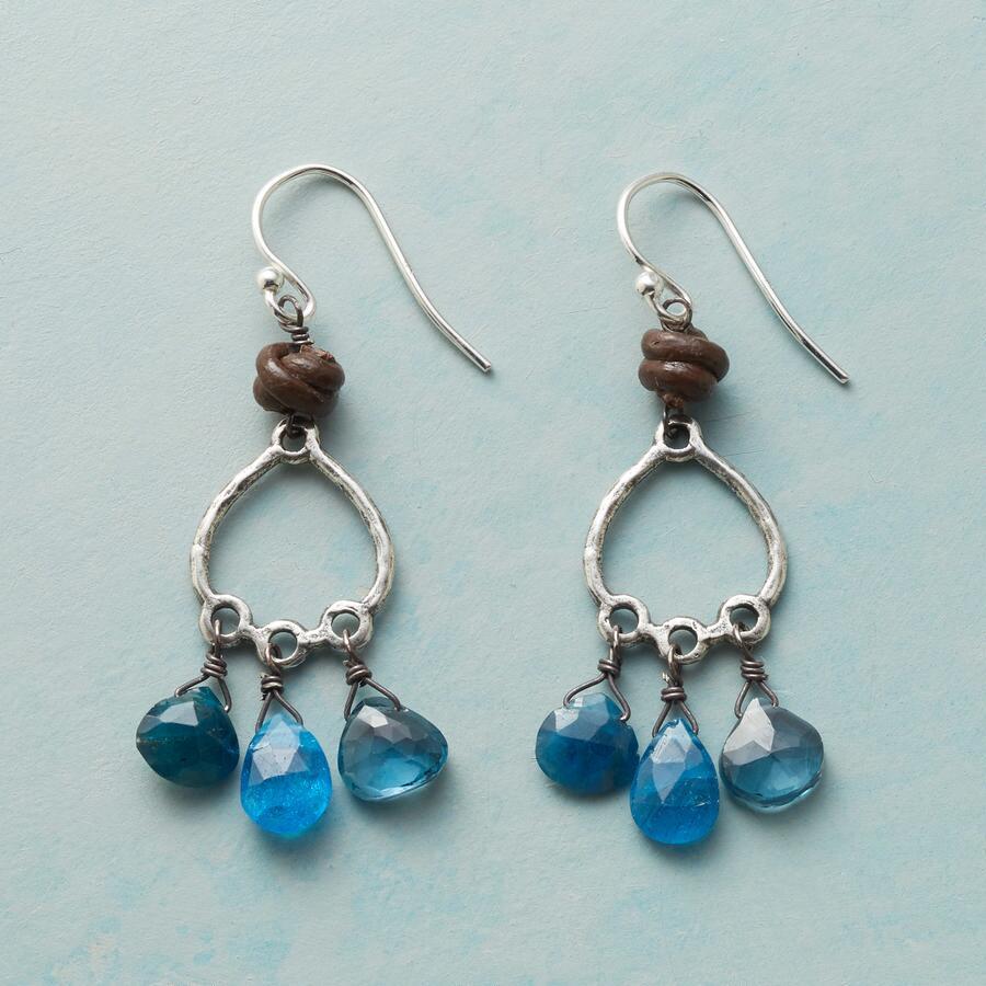 BLUES TRIO EARRINGS