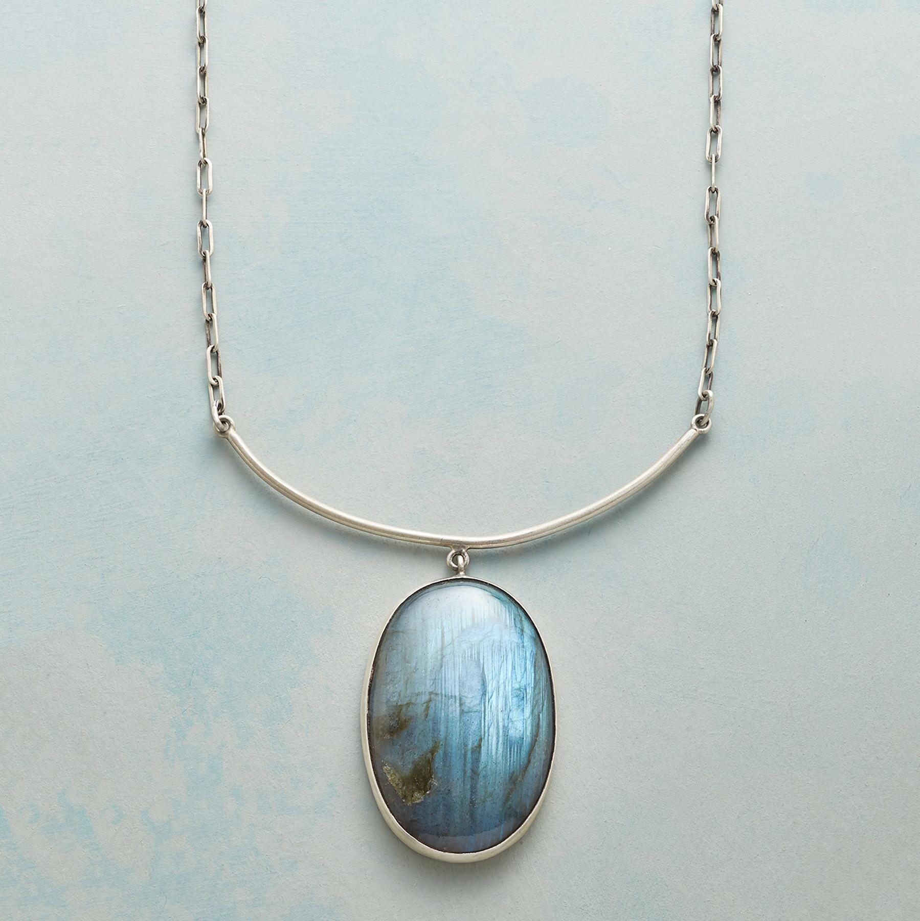PERFECT BALANCE NECKLACE: View 1