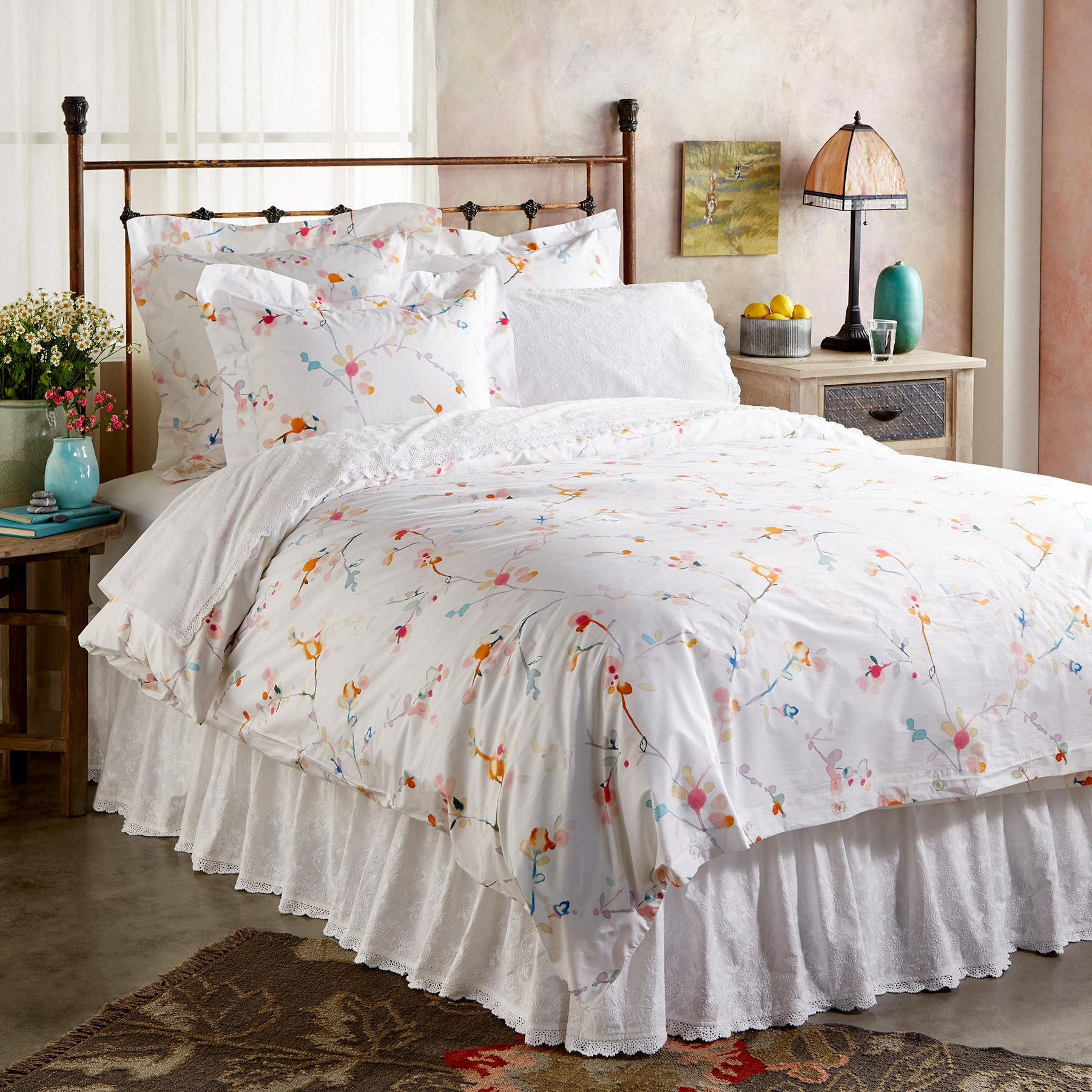 BLOOM MEADOW DUVET COVER: View 1