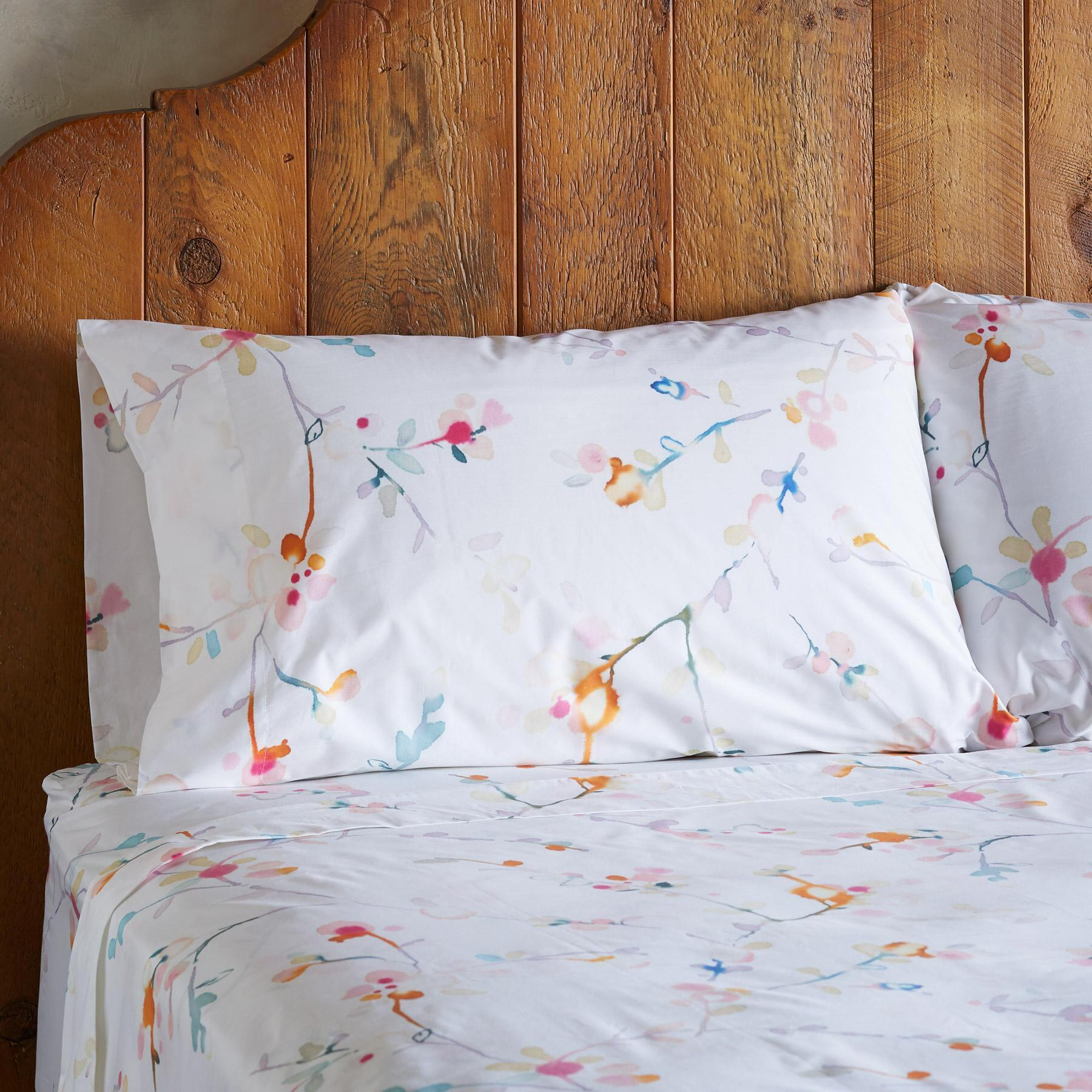 BLOOM MEADOW PILLOWCASE SET: View 2