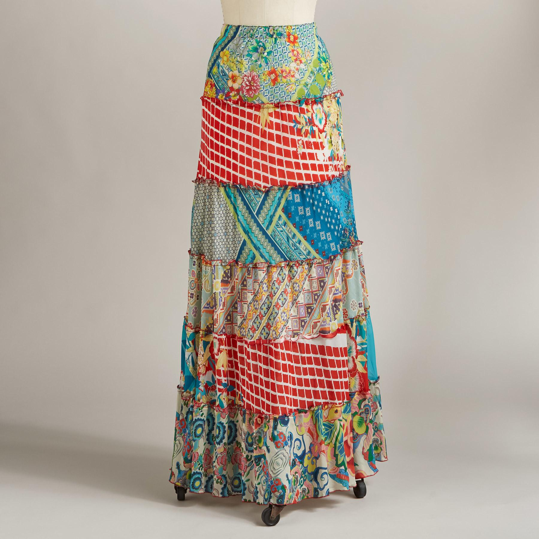 TIERS OF HAPPINESS SKIRT: View 2