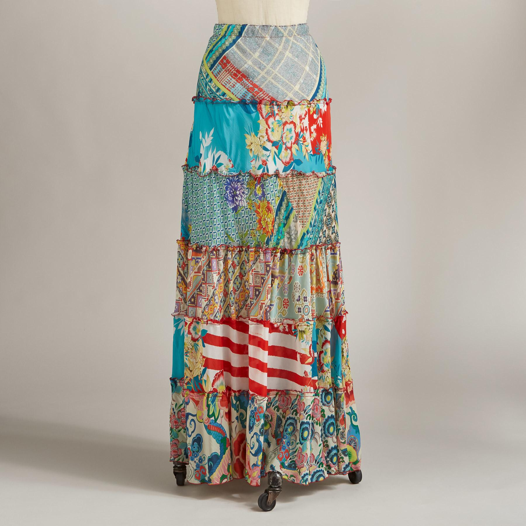 TIERS OF HAPPINESS SKIRT: View 3