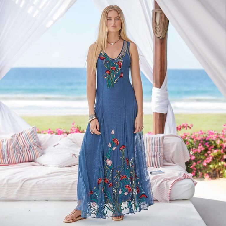 WALK IN BEAUTY DRESS
