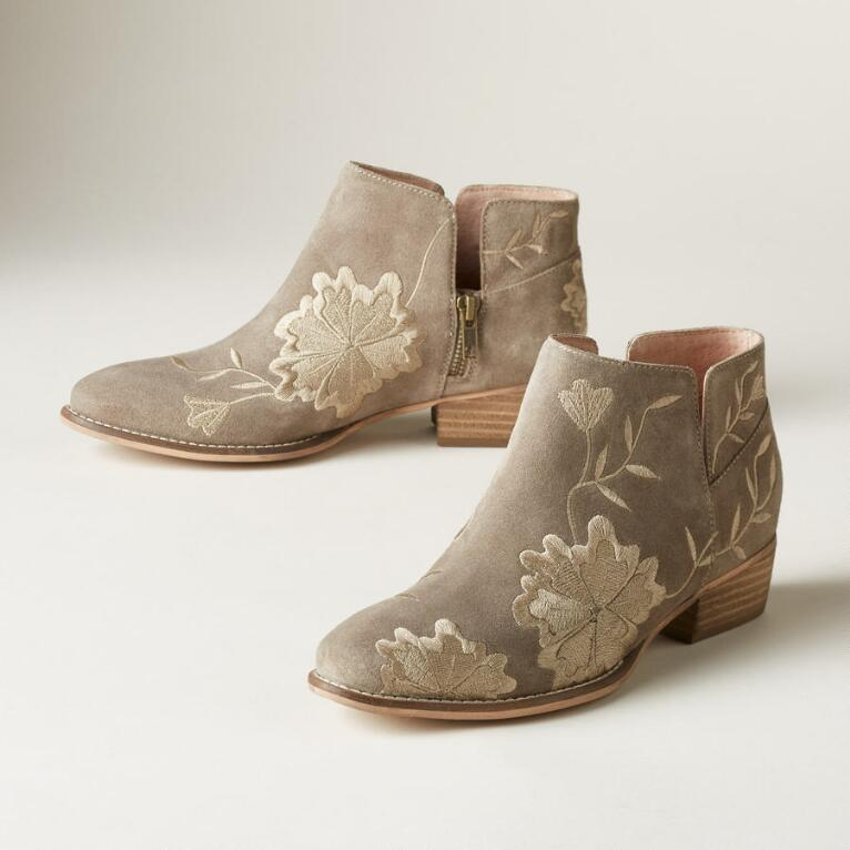 FROST BLOSSOM BOOTS