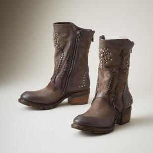 b9a4f790a36 Women's Leather and Western Boots | Robert Redford's Sundance Catalog