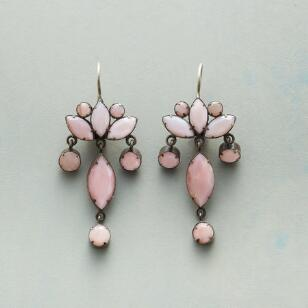 OPAQUE OH PINK EARRINGS