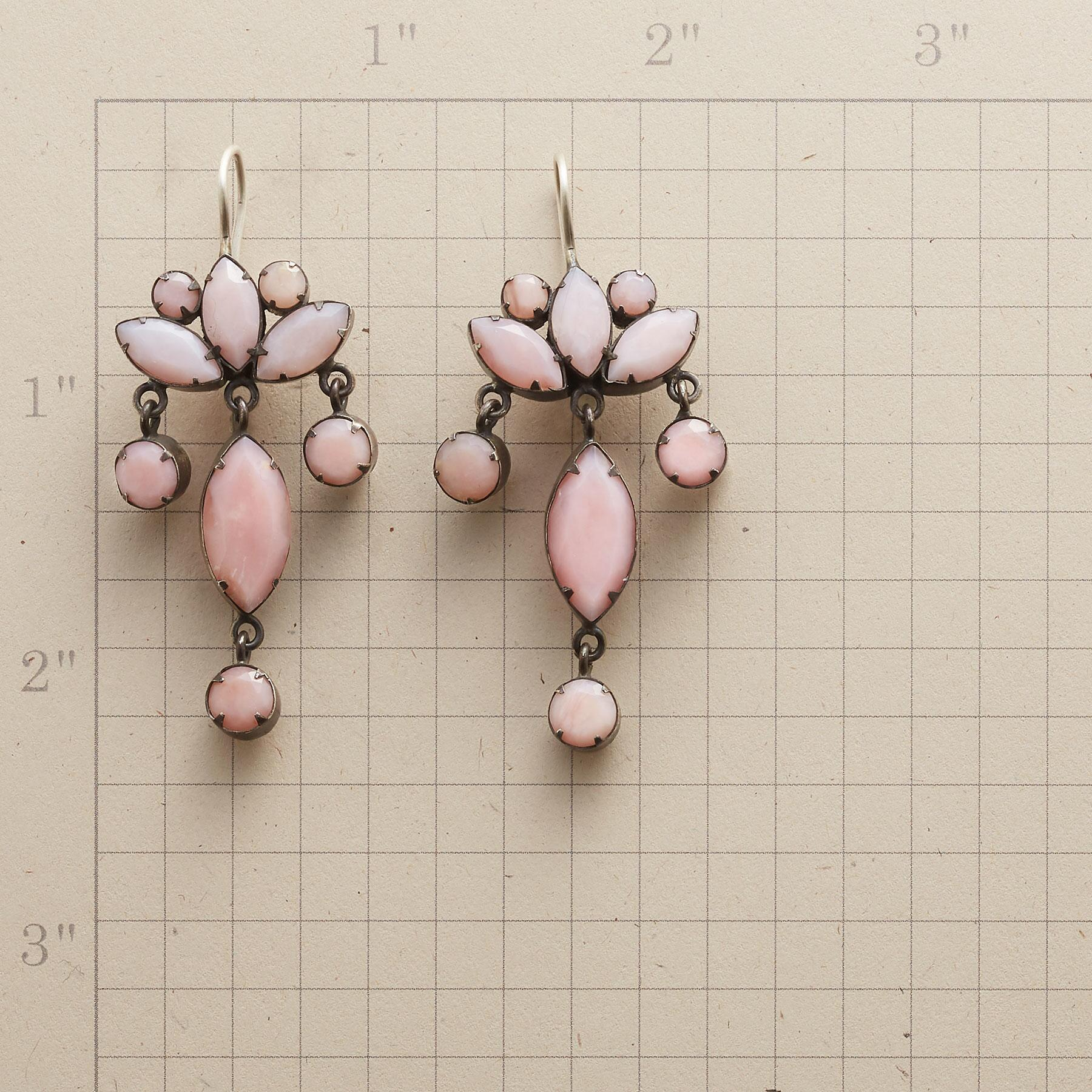 OPAQUE OH PINK EARRINGS: View 2