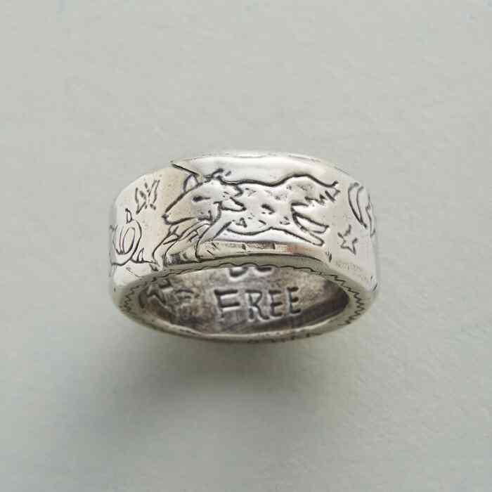 FREEDOM FROLIC RING