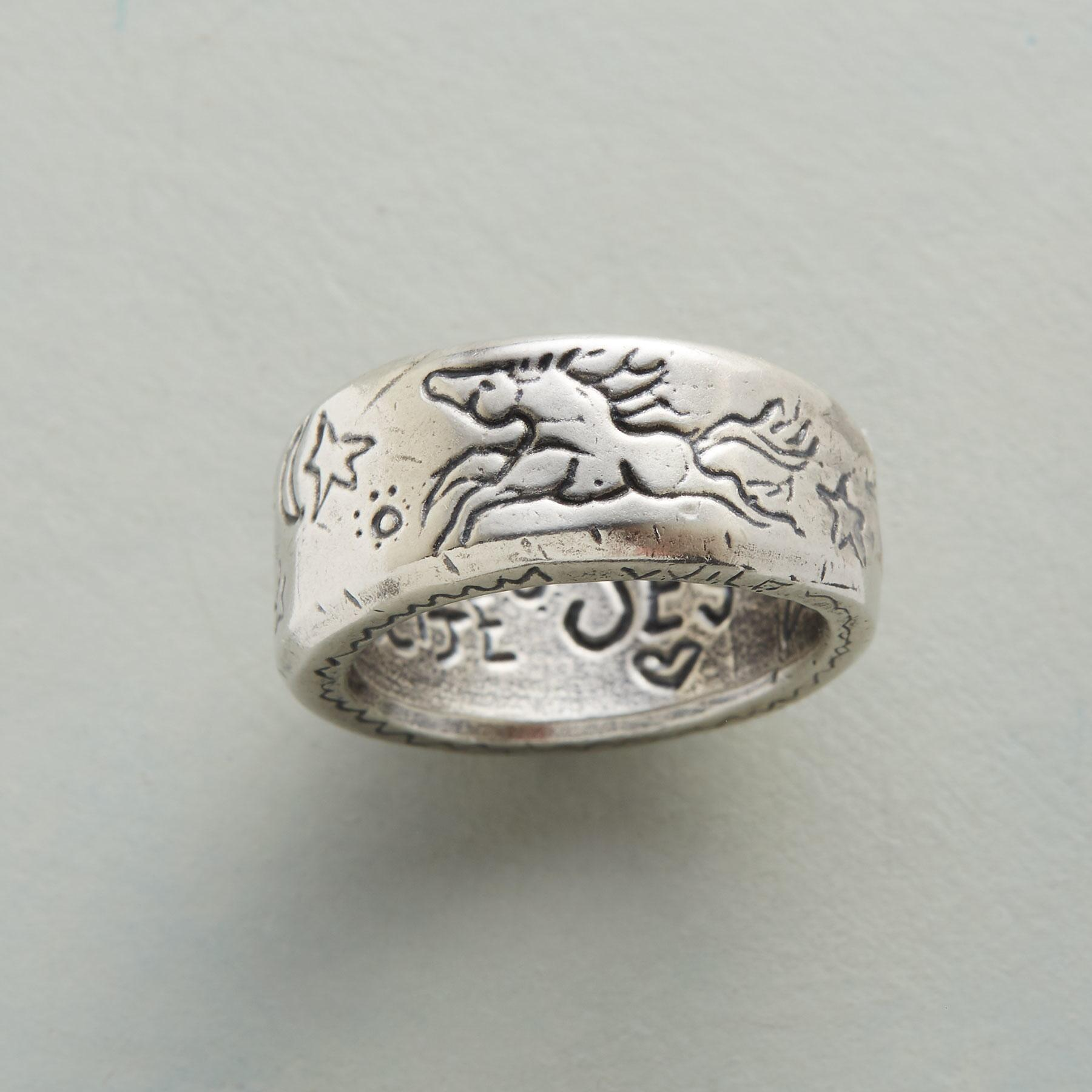 FREEDOM FROLIC RING: View 2