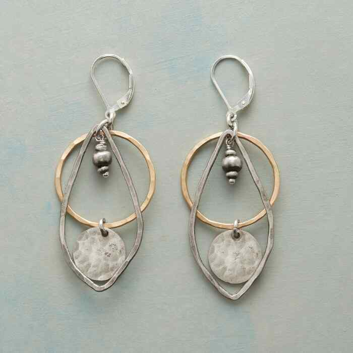 WEATHERVANE EARRINGS