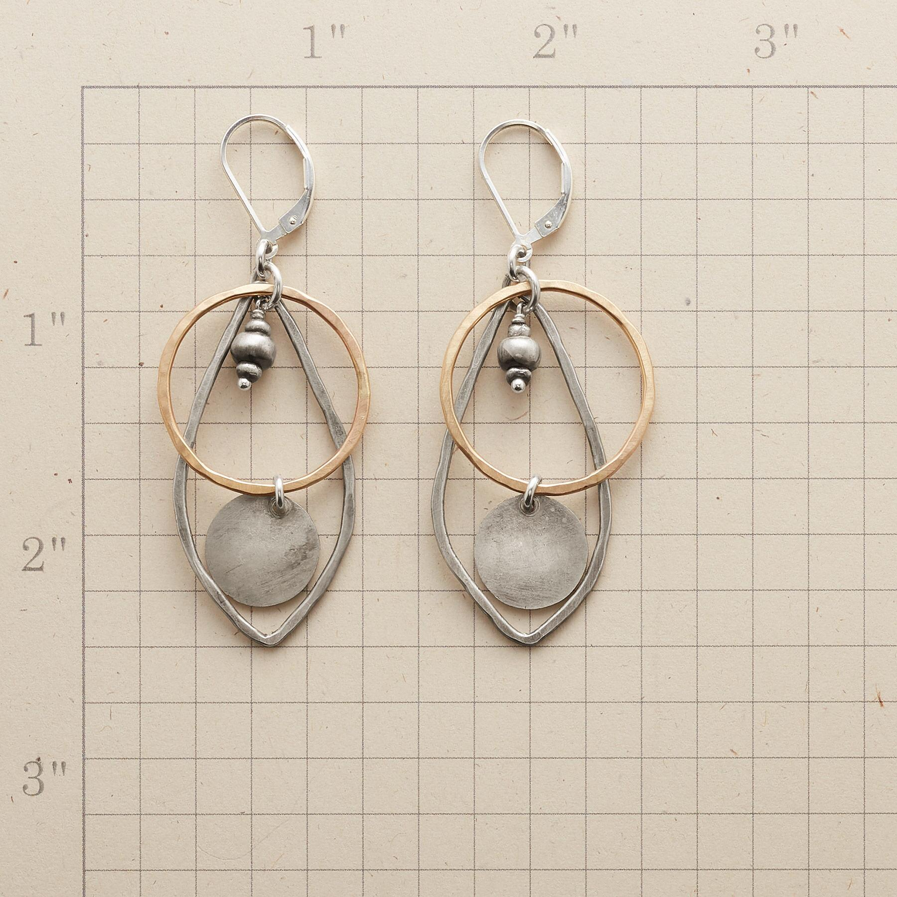 WEATHERVANE EARRINGS: View 2