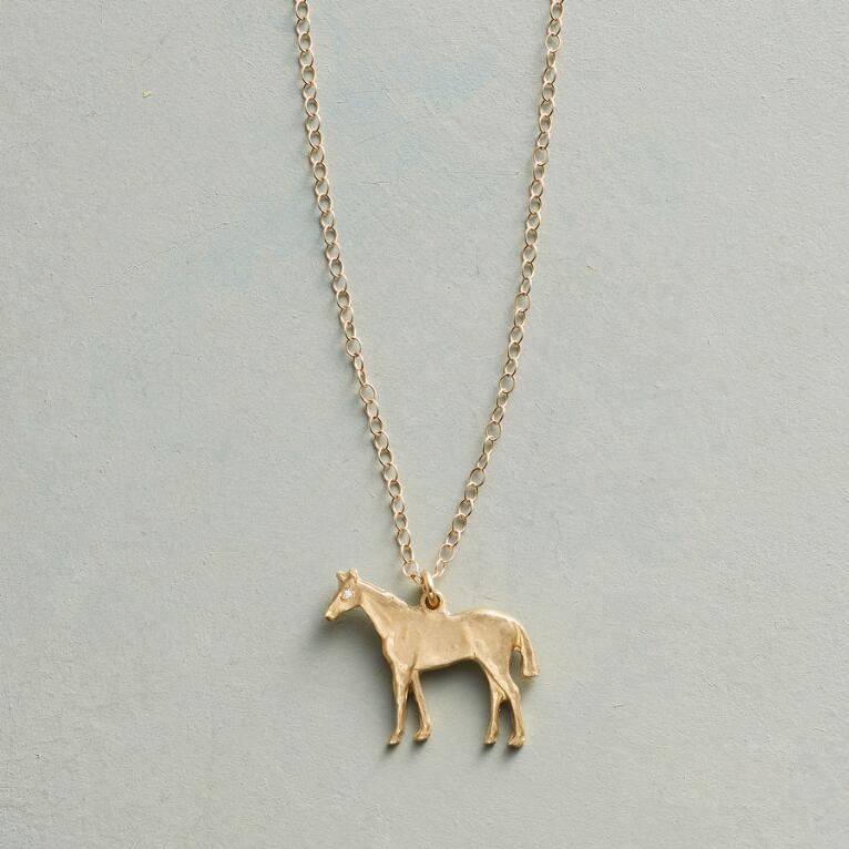 FLICKA NECKLACE