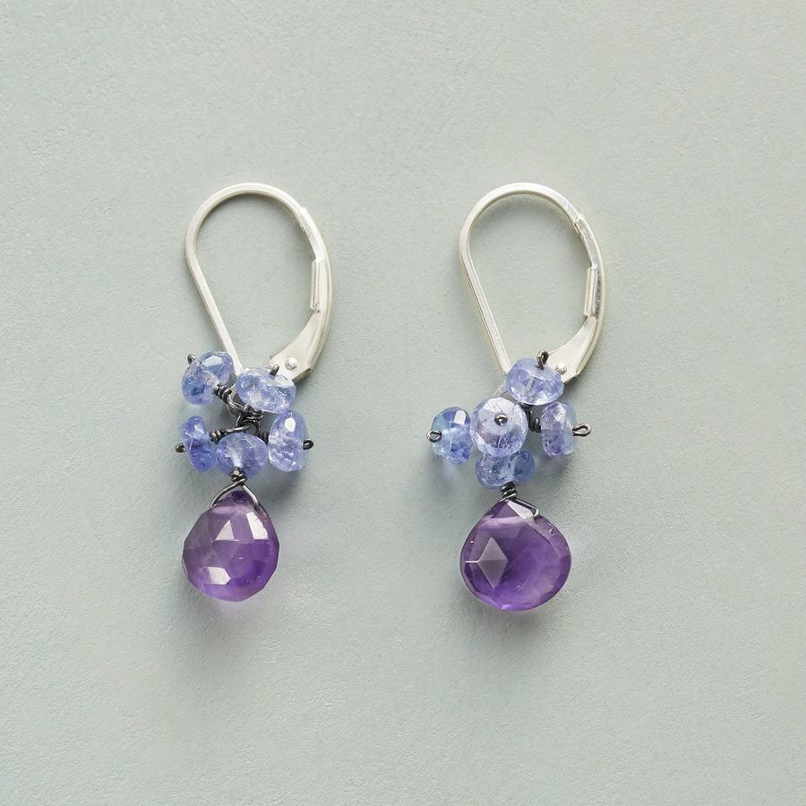 LILAC DREAMS EARRINGS