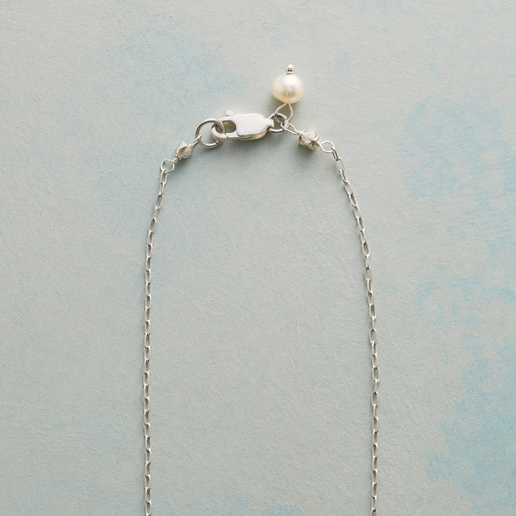 MEADOW MEDALLION NECKLACE: View 3
