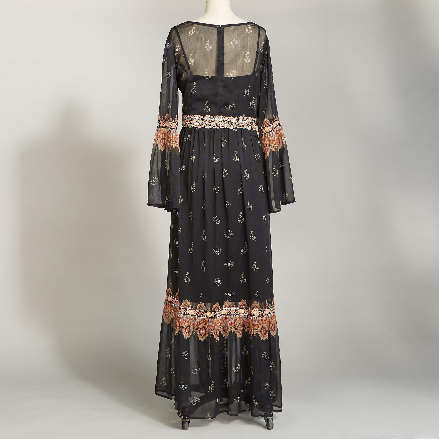 LA BOHEME DRESS: View 2