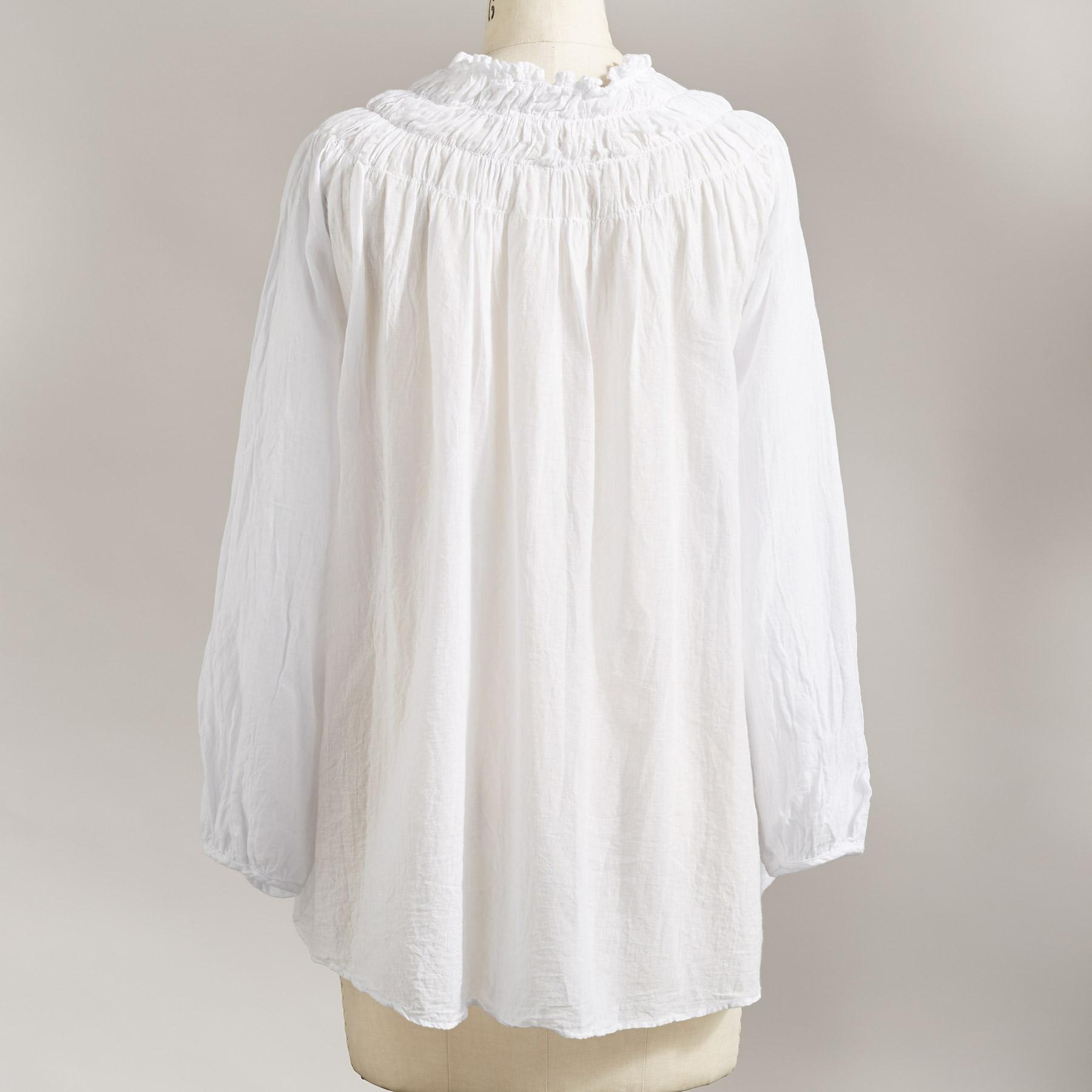 POETS HOUR TUNIC: View 2