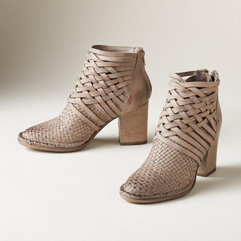 WOVEN PROMISES BOOTS