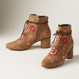 WILD BLOSSOM BOOTS