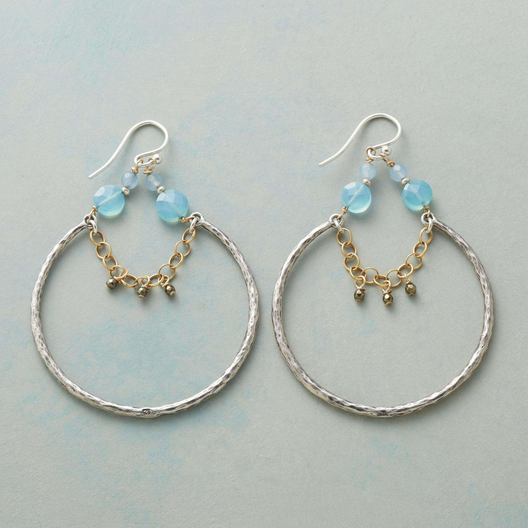 TOP NOTE EARRINGS: View 1