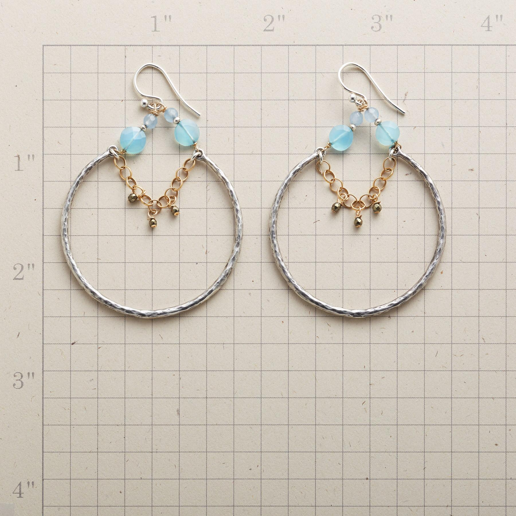 TOP NOTE EARRINGS: View 2