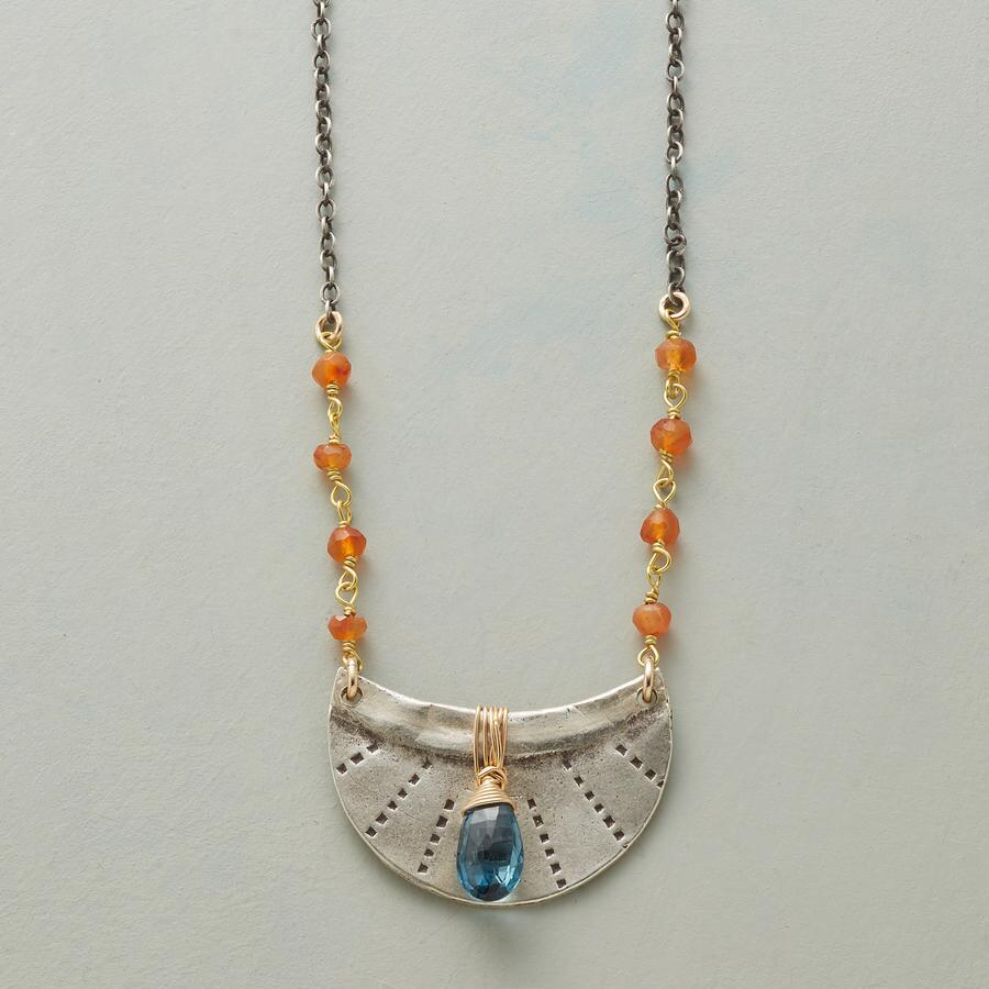 SUNSET AT SEA NECKLACE