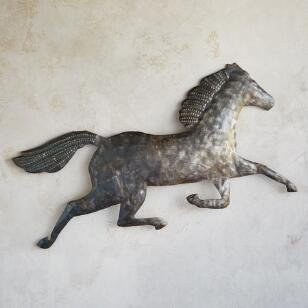 ABACCUS THE HORSE WALL ART