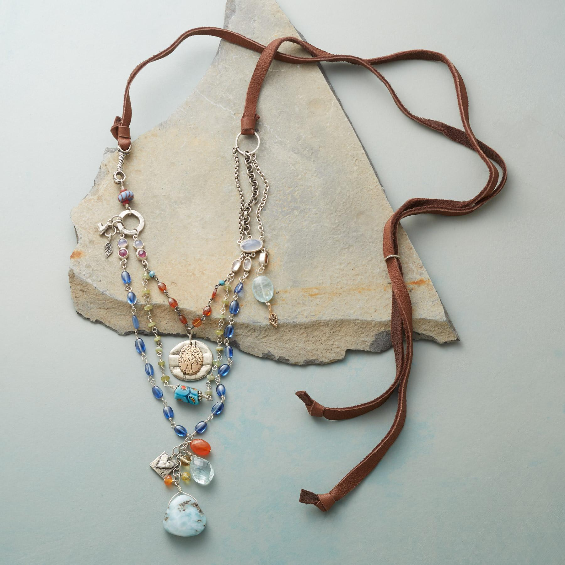 BOLD BEAUTY NECKLACE: View 2