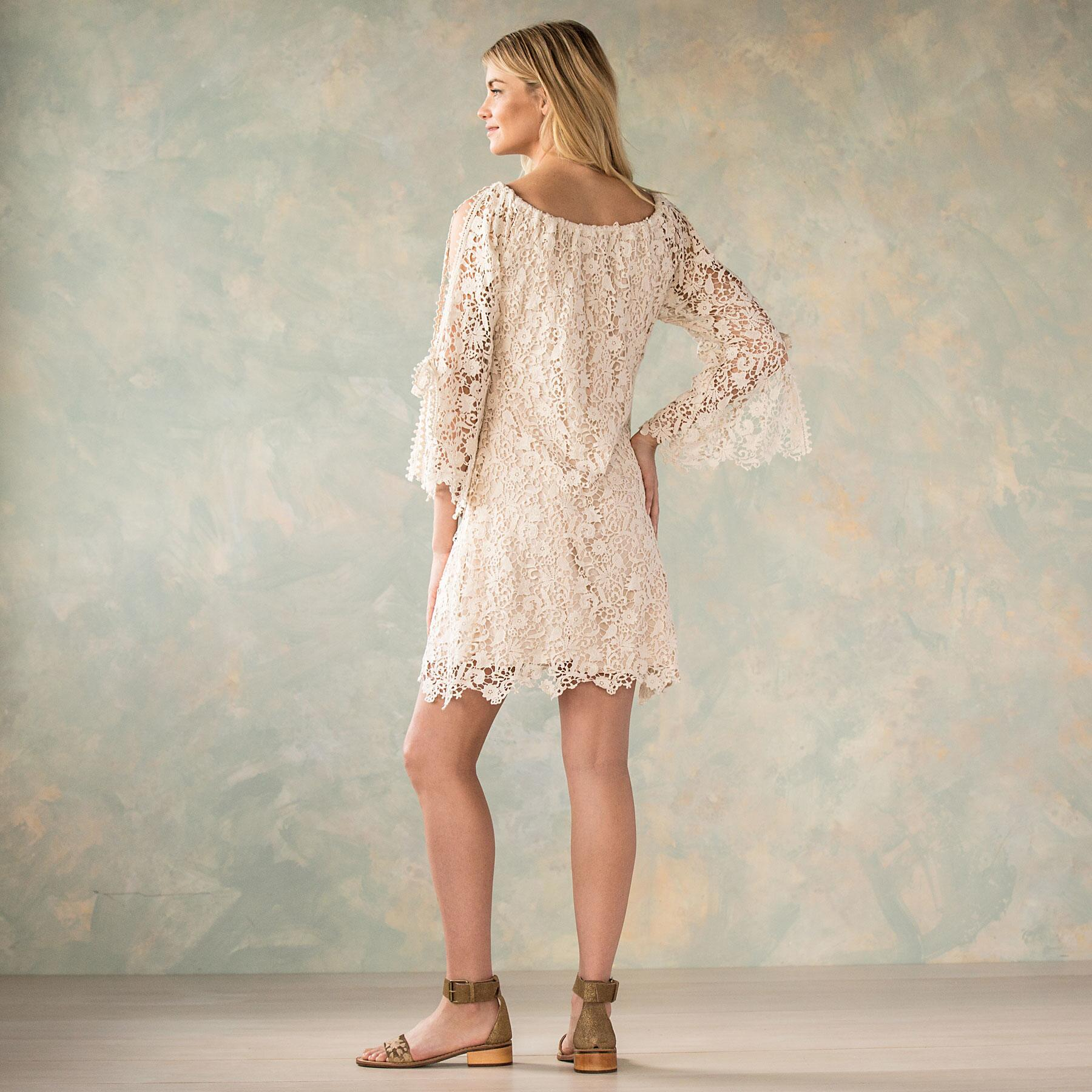 QUEEN ANNE'S LACE DRESS: View 2