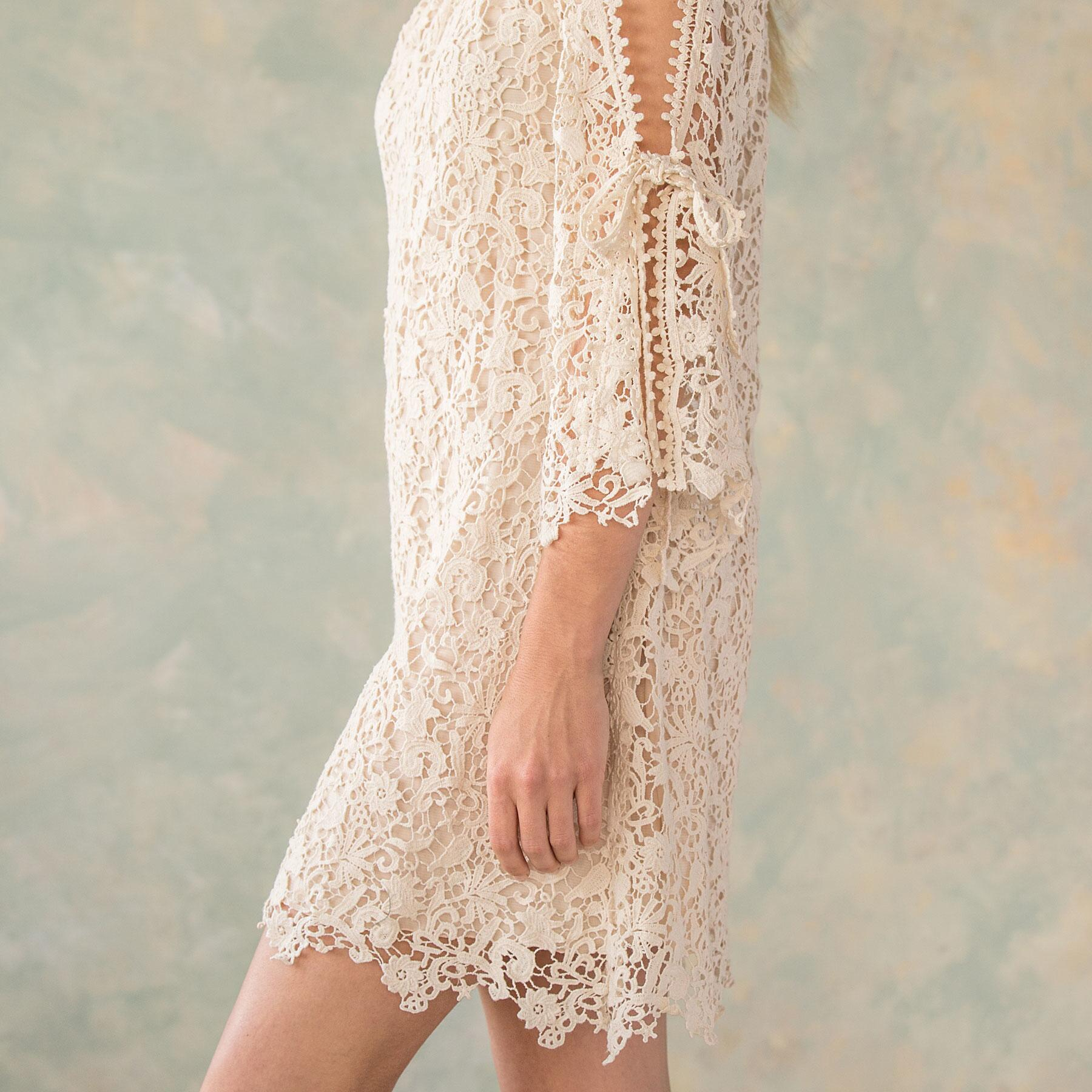 QUEEN ANNE'S LACE DRESS: View 4