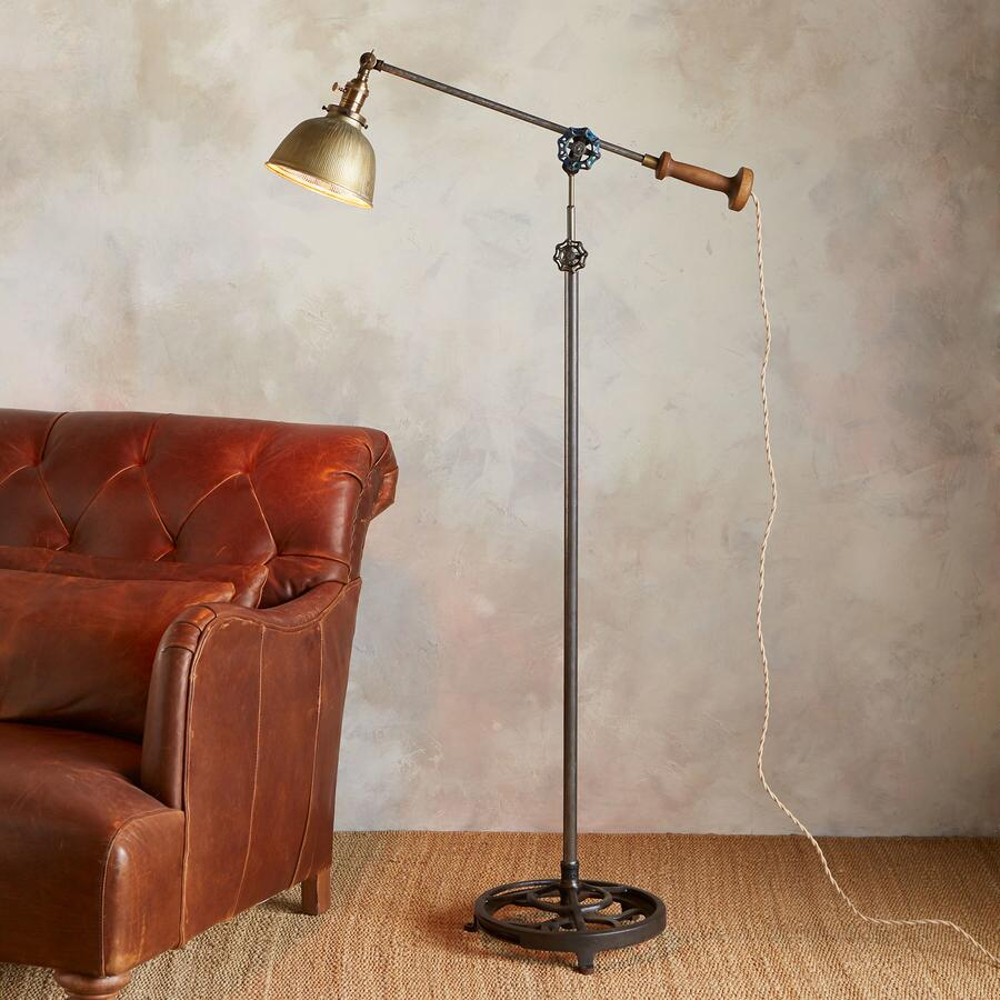 PITTSBURG FLOOR LAMP