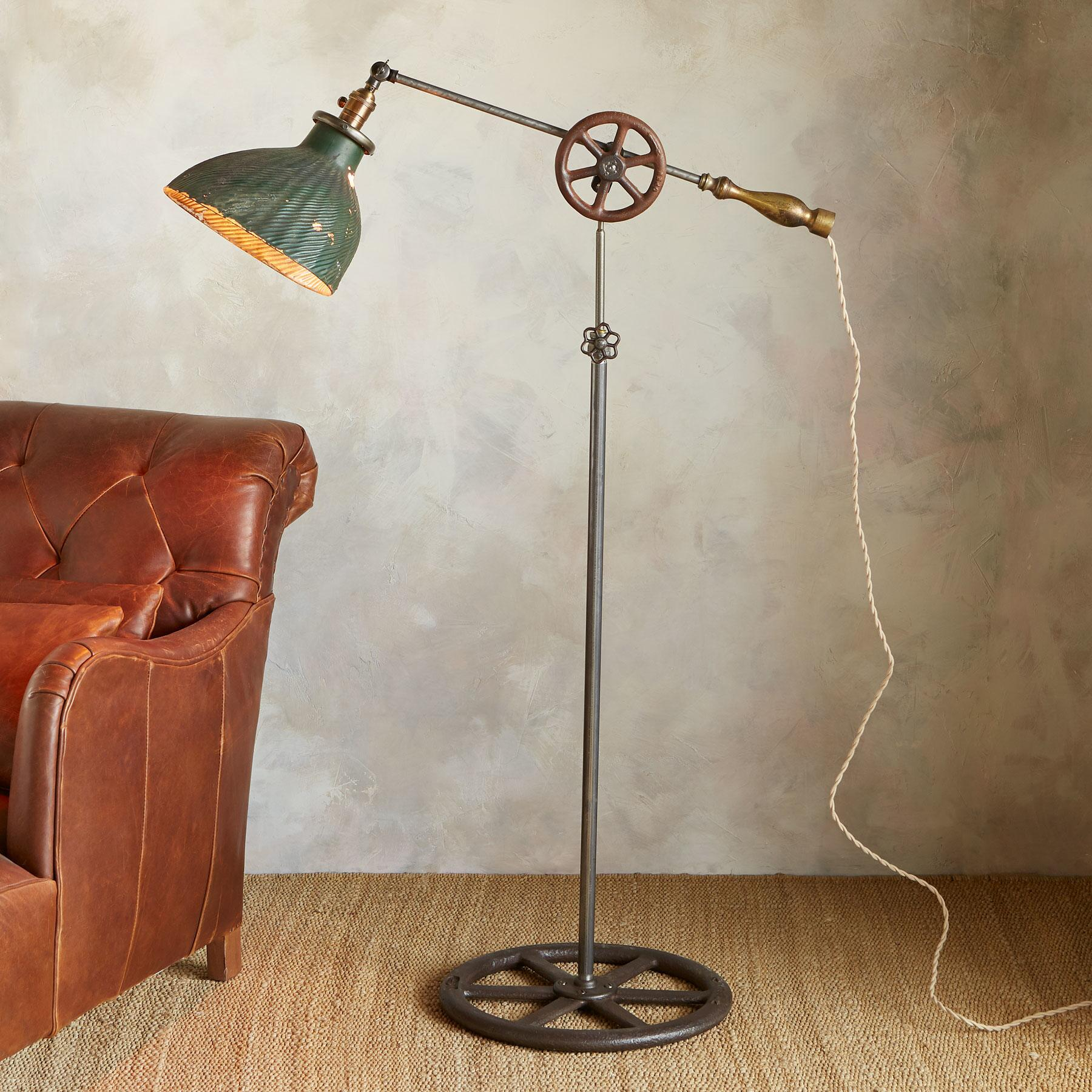 CLEVELAND FLOOR LAMP: View 1