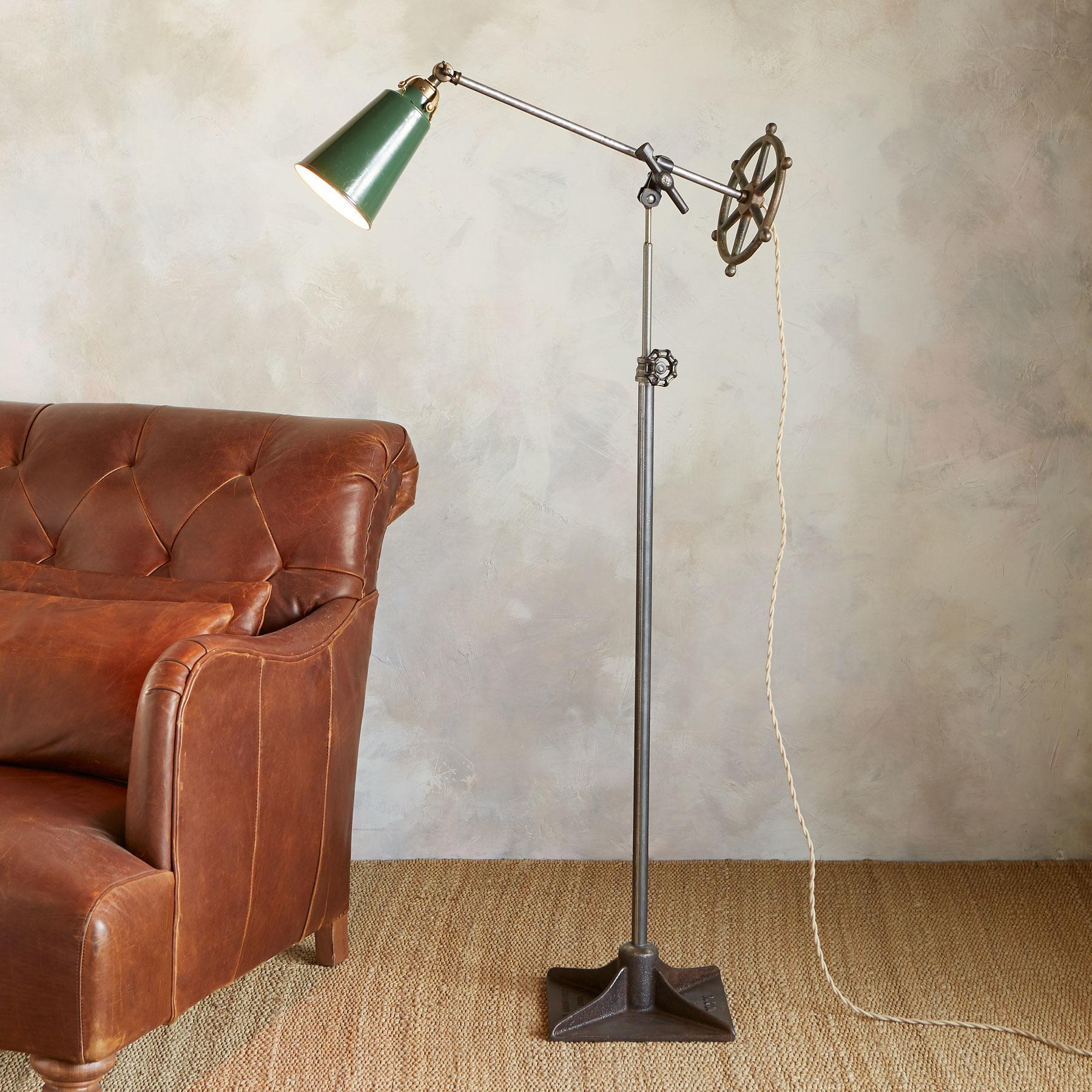 ST. LOUIS FLOOR LAMP: View 1
