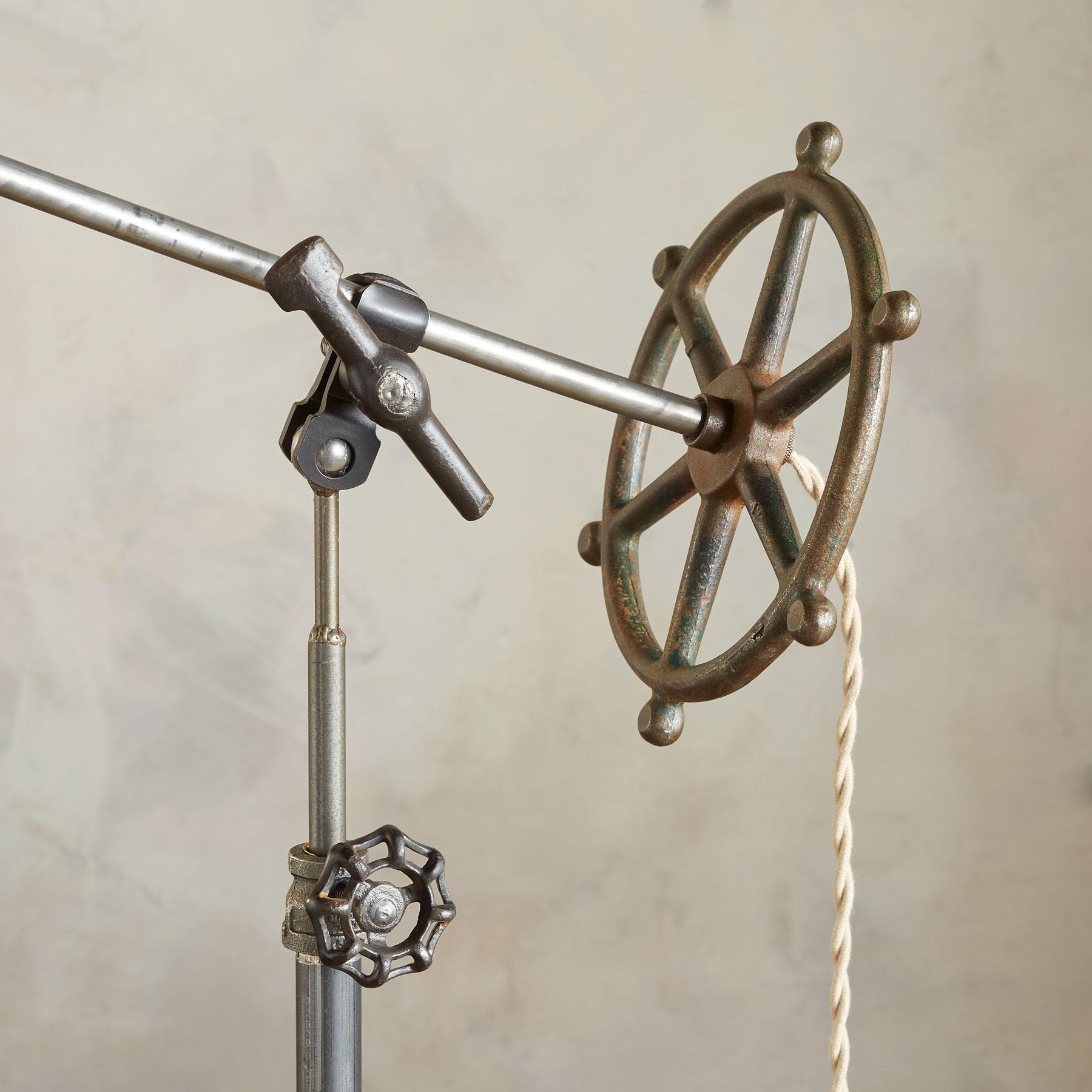 ST. LOUIS FLOOR LAMP: View 3