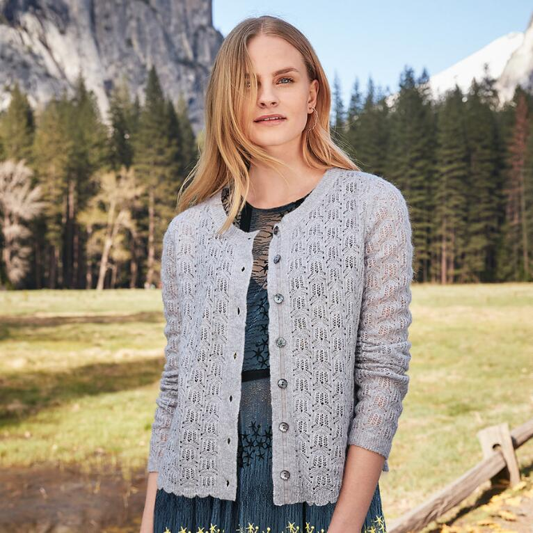 FROSTED WHISPERS CARDIGAN